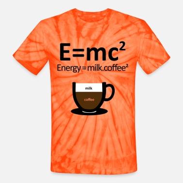 9ed702a22 E = MC2 EINSTEIN ENERGY MILK COFFEE Men's Premium T-Shirt | Spreadshirt