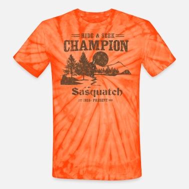 22c87d134 Hide and Seek Champion. Sasquatch Men's Premium T-Shirt | Spreadshirt