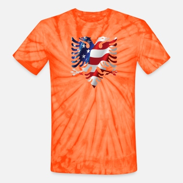 be8c2be6 Albanian American Eagle Men's Jersey T-Shirt | Spreadshirt