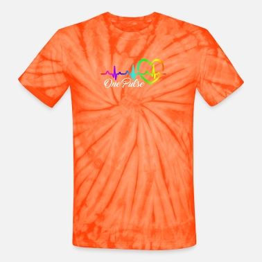 Pulse One Pulse Orlando Strong - Unisex Tie Dye T-Shirt