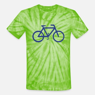 Bicycle Kick Bicycle - Unisex Tie Dye T-Shirt