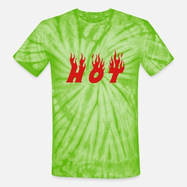 Loving hot - Unisex Tie Dye T-Shirt