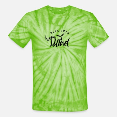 Wind Energy Green Windmill Renewable Wind Energy Wind Power - Unisex Tie Dye T-Shirt