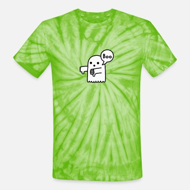 Disapproval Ghost Of Disapproval - Unisex Tie Dye T-Shirt