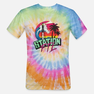 Spreadshirt Spreadshirt - Unisex Tie Dye T-Shirt