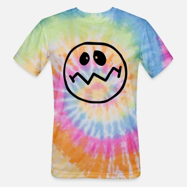 Emotion emotion - Unisex Tie Dye T-Shirt