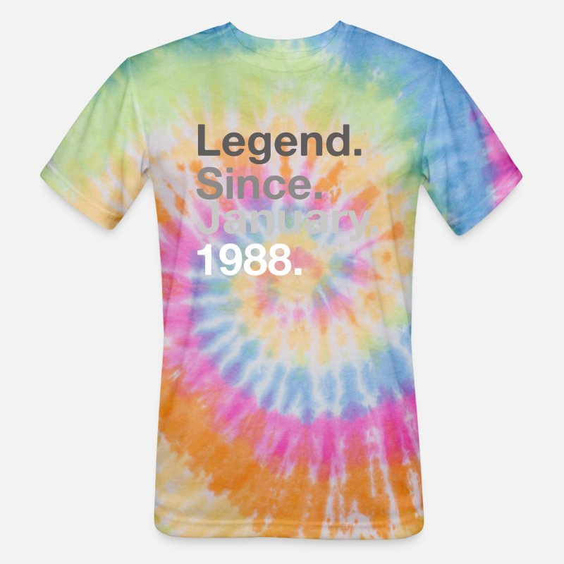 Funny Birthday Ladies T-Shirt Legends Are Born In January Gift Humour 30th 40th
