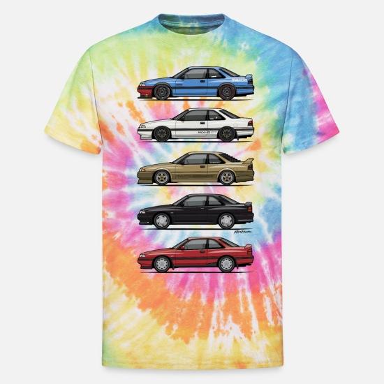 Mazda RX7 3rd Gen 1992 Retro Style Kids Car T-Shirt