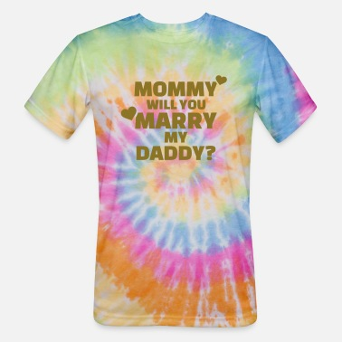 """Marriage Proposal T-Shirt /""""Will You Marry My Daddy?/"""" Baby Wedding Engagement"""