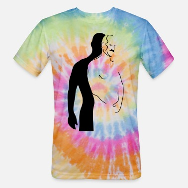 Development The Man Inside Me - Unisex Tie Dye T-Shirt