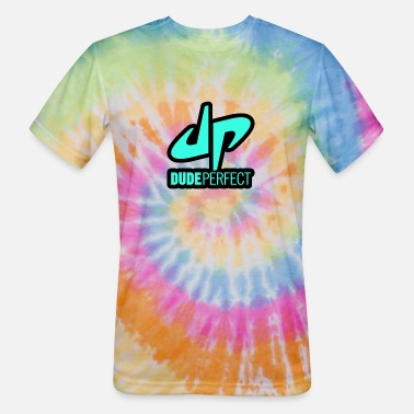Dude dude perfect - Unisex Tie Dye T-Shirt