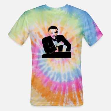 Interesting most interesting man in the world - Unisex Tie Dye T-Shirt