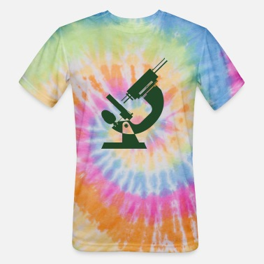 Scopes scope - Unisex Tie Dye T-Shirt