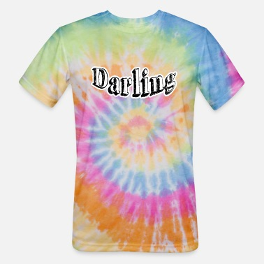 Girlie Darling - Unisex Tie Dye T-Shirt