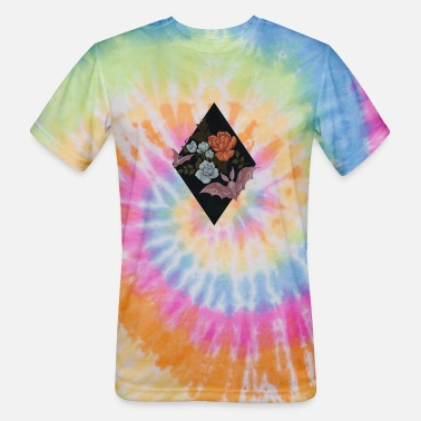 World Trade Centre flowers - Unisex Tie Dye T-Shirt