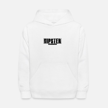 Hipster Hipster - Kids' Hoodie
