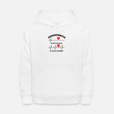 Nurse Nurses are hot - Kids' Hoodie