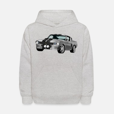 Sport Sport Car Shirt Gift Idea - Kids' Hoodie