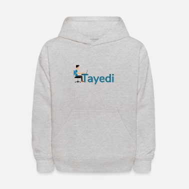 Tayedi the make money online search engine - Kids' Hoodie
