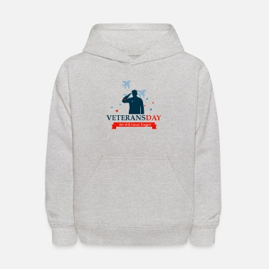 Veterans Day Veterans Day - Kids' Hoodie