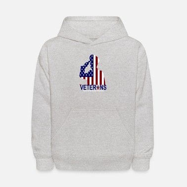 Veterans Day The Veterans - Veterans Day - Kids' Hoodie