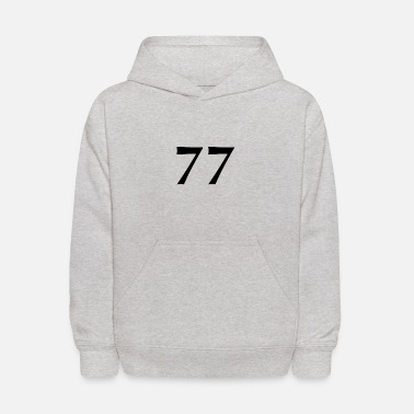 Year Of Birth 77 year of birth gift - Kids' Hoodie