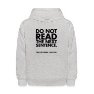 writing on sweatshirts