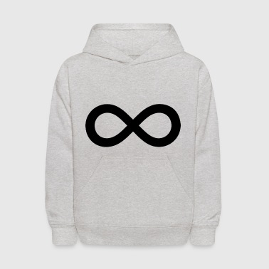 Infinity Loop Endless No End Ever 8 Gift Present - Kids' Hoodie