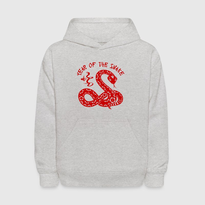 Year Of The Snake - Kids' Hoodie