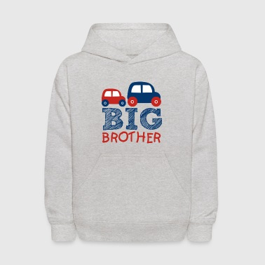 Big Brother Car 1 hoodie - Kids' Hoodie