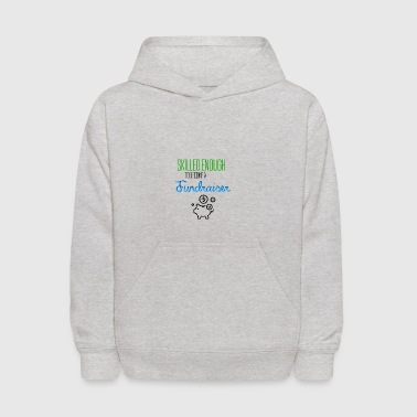 Being a fundraiser - Kids' Hoodie