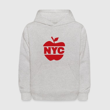 NYC Big Apple - Kids' Hoodie
