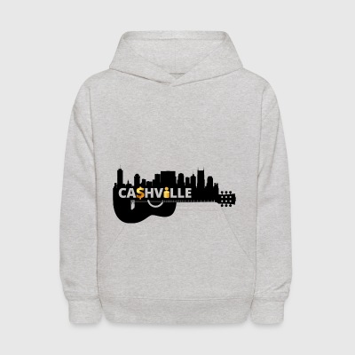 Nashville's on the Rise - Kids' Hoodie