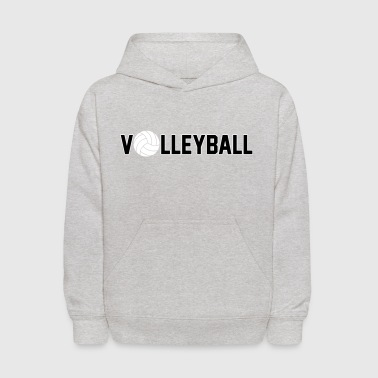 Volleyball - Kids' Hoodie