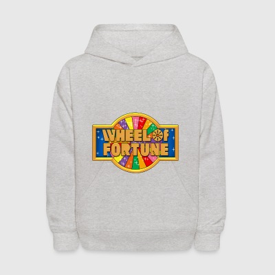 Wheel Of Fortune - Kids' Hoodie