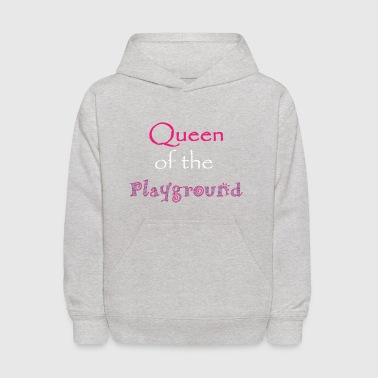 Queen of the Playground - Kids' Hoodie