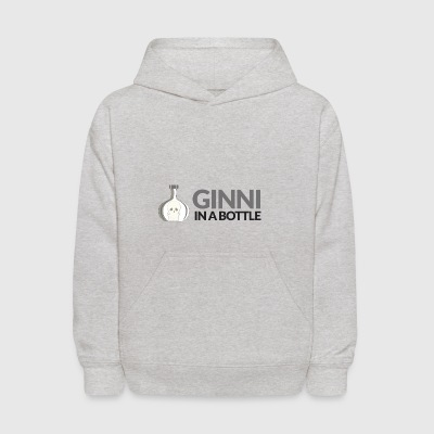 GIFT - GINNI IN A BOTTLE - Kids' Hoodie