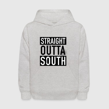 Meme - Straight Outta South London - Kids' Hoodie