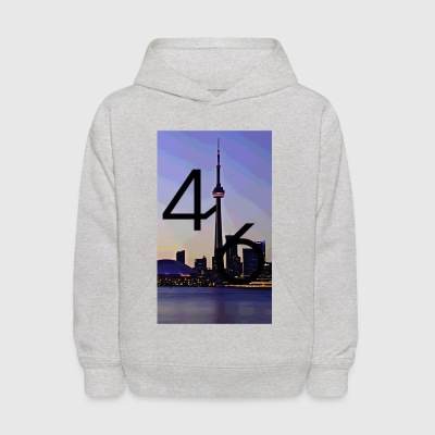 the_6_original - Kids' Hoodie