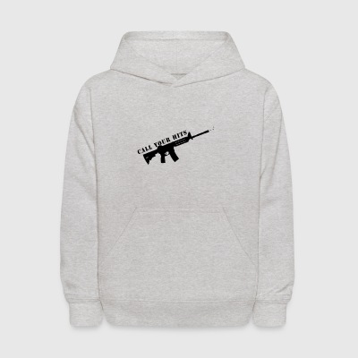 Call Your Hits - Kids' Hoodie