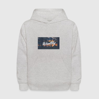 Wealthy Inc. - Kids' Hoodie