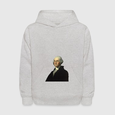George Washington - Kids' Hoodie