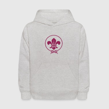 World scout movement - Kids' Hoodie