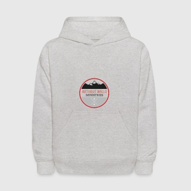 Without Walls Ministries - Kids' Hoodie