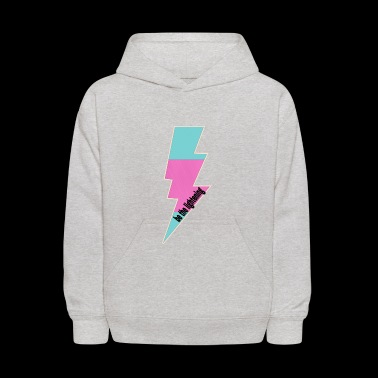 be the lightening - Kids' Hoodie
