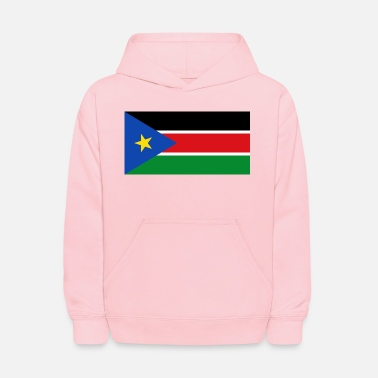 South Sudan National Flag - Kids' Hoodie