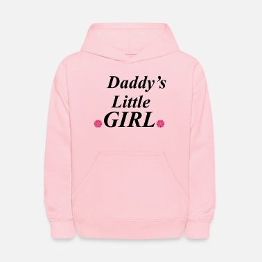 Daddys Girl Daddys little girl - Kids' Hoodie