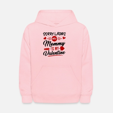 Teen Valentines Day Shirt for Teen Boys - Kids' Hoodie
