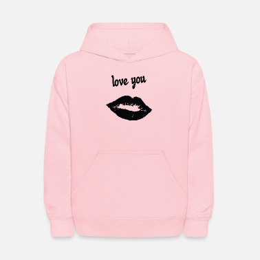 Affection Dedication affection love - Kids' Hoodie