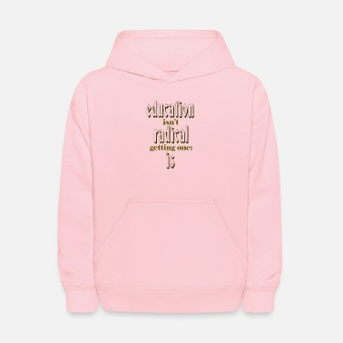 Education-culture education - Kids' Hoodie